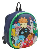 Rucksack Monsters sw